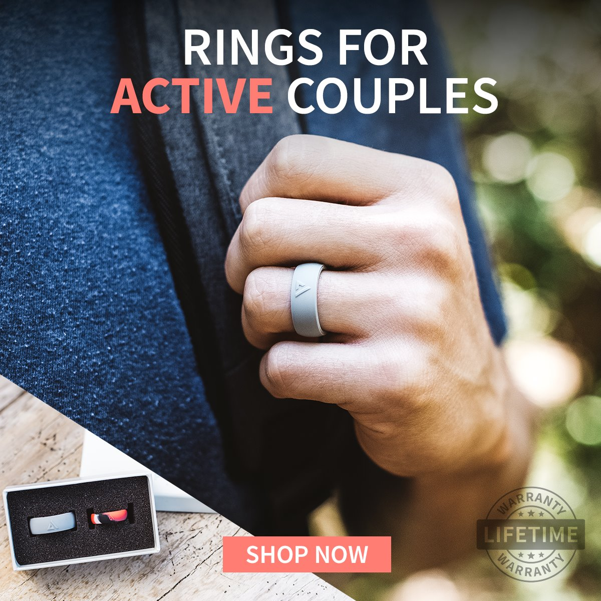 Fierce Rings Couple's Pack, Now Available