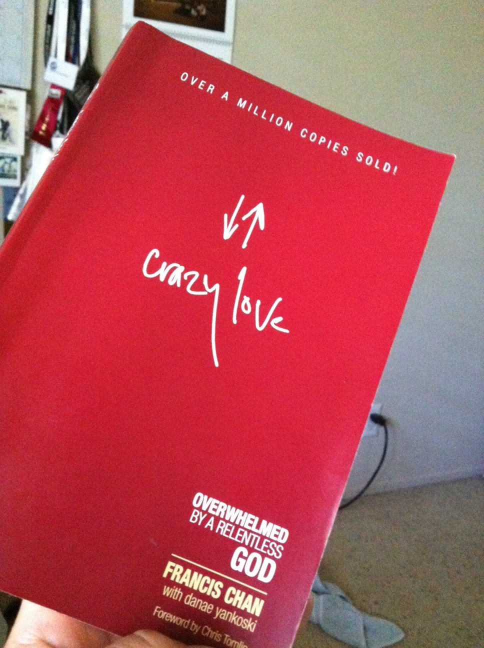 Book Review: Crazy Love by Francis Chan - Fierce Marriage
