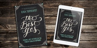 Book Review: The Best Yes (by Lysa Terkeurst)